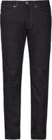 Acne Studios Max Str Raw slim-leg jeans