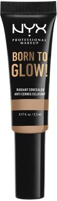NYX Born To Glow Radiant Concealer - Medium Olive