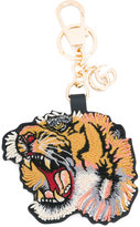 Gucci tiger keychain - women - Leather - One Size