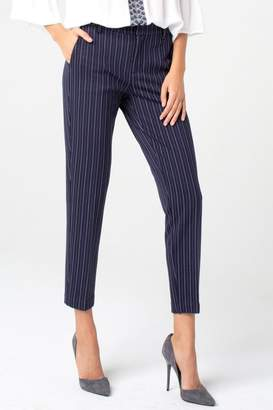Liverpool Jean Company Stripe Knit Trouser