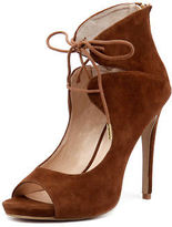 RMK New Sara Rm Cognac Womens Shoes Dress Shoes Heeled