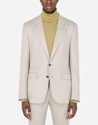 Dolce & Gabbana Cashmere Taormina-Fit Jacket