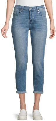 7 For All Mankind Boyfriend-Fit Jeans