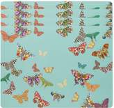 Mackenzie Childs Mackenzie-Childs Butterfly Garden Placemats (Set of 4) (40cm x 29cm)
