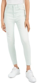 Celebrity Pink High Rise Ankle Skinny Jean