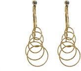 Oasis Multi Hoop Drop Earrings