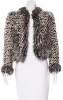 Marc Jacobs Kalgan Fur Jacket