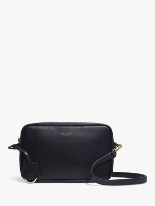 Radley Manor Grove Leather Cross Body Bag