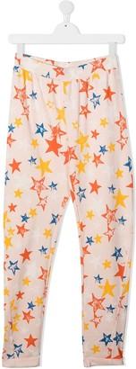 Molo TEEN star-print leggings