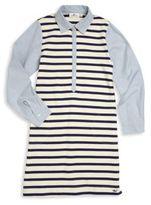 Vineyard Vines Toddler's, Little Girl's & Girl's Cotton Shirt Dress