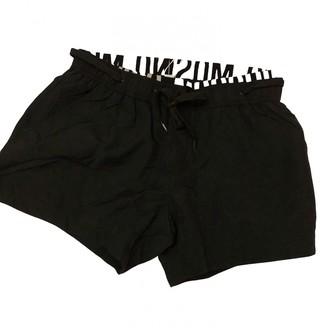 Moschino Black Polyester Swimwear