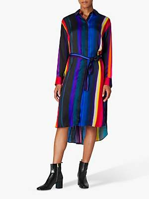 Paul Smith Horizon Shirt Dress, Multi
