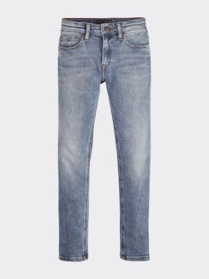 Tommy Hilfiger Slim Fit Tapered Jeans