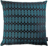 Kirkby Design by Romo Eley Kishimoto Collection Loopy Link Cushion, Teal