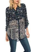 Tolani Evelyn Silk Blouse