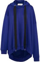 Marques Almeida Marques' Almeida Oversized Cotton-blend Jersey Hooded Sweatshirt
