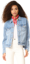 Won Hundred Jackie Denim Jacket