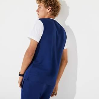 Lacoste Men's SPORT Ultra-Light Cotton Tennis T-Shirt