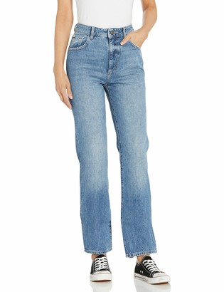 DL1961 Women's Jerry High Rise Vintage Straight Leg Jean