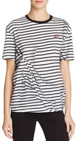 McQ by Alexander McQueen Classic Stripe Tee