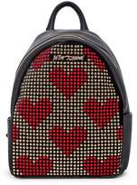 Betsey Johnson Studded Backpack