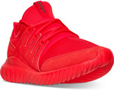 adidas Men's Tubular Radial Mono Casual Sneakers from Finish Line
