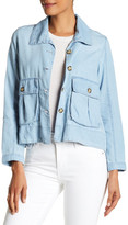 Jolt Chambray Jacket (Juniors)