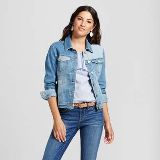 Lee Crafted by Women's Modern Fit Reworked Denim Jacket - Crafted by Light Wash