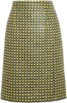 Marc Jacobs Tweed pencil skirt
