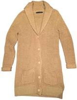 Polo Ralph Lauren Beige Silk Knitwear