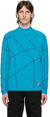 Paul Smith Honeycomb Bunny Sweater