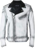 Just Cavalli biker style jacket