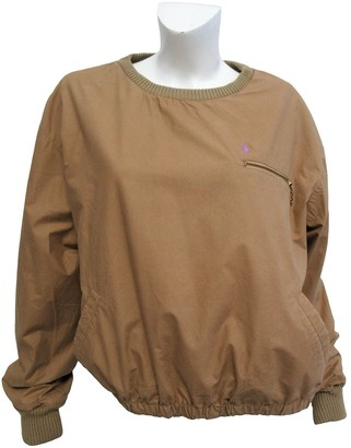 Polo Ralph Lauren Beige Cotton Knitwear for Women