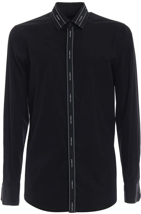 Dolce & Gabbana Cotton Shirt Long Sleeve