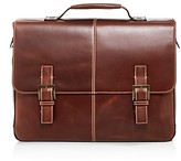 Boconi Bryant Leather Briefcase