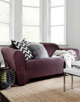 Sure Fit Harlow One-Piece Stretch Sofa Slipcover