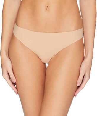 DKNY Women's Modern Lines Thong Panty