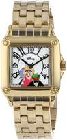 Disney Kids' W000480 Muppets Perfect Square Bracelet Watch