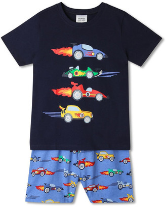 Milkshake Cars Pyjama Set