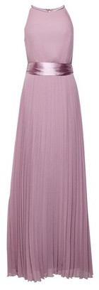 Dorothy Perkins Womens Showcase Tall Dark Rose Bridesmaids 'Lucy' Maxi Dress