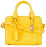 Alexander McQueen Padlock crossbody bag - women - Leather - One Size