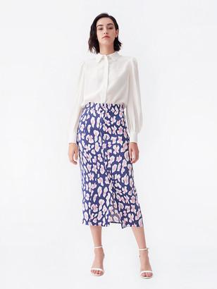 Diane von Furstenberg Calandra Cady Pencil Skirt