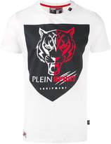 Plein Sport graphic print T-shirt