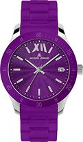 Jacques Lemans Women's 1-1623K Rome Sports Sport Analog with Silicone Strap Watch