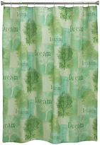 Bacova Guild Spa Trees Shower Curtain