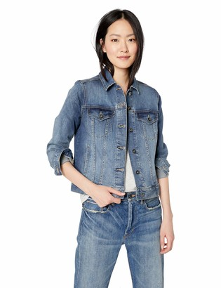 Daily Ritual Amazon Brand Women's Denim Jacket