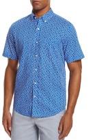 Vineyard Vines Woodblock Floral Murray Slim Fit Button-Down Shirt
