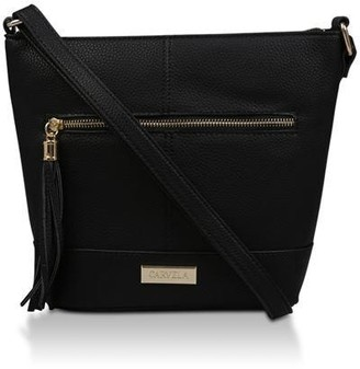 Carvela Betty Zip Top Tassel Bag Shoulder Bags