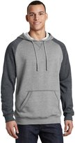 District Mens Lightweight Raglan Hoodie__4XL