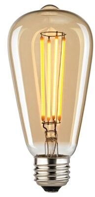 Elk Lighting Filament 40 Watt Equivalent Medium LED Light Bulb
